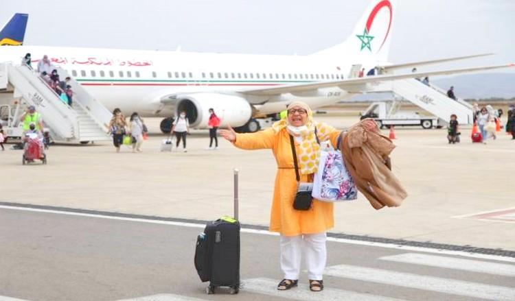 العودة لأرض الوطن.. فرحة عارمة تغمر أفواج مغاربة العالم