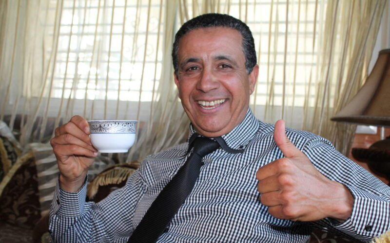 محمد الغاوي يطوي صفحة جدل دعم الوزارة وينتج 'ما أنت ديالي'