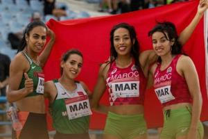 البطولة العربية لألعاب القوى | المغرب يتوج باللقب ب31 ميدالية 10 منها ذهبية