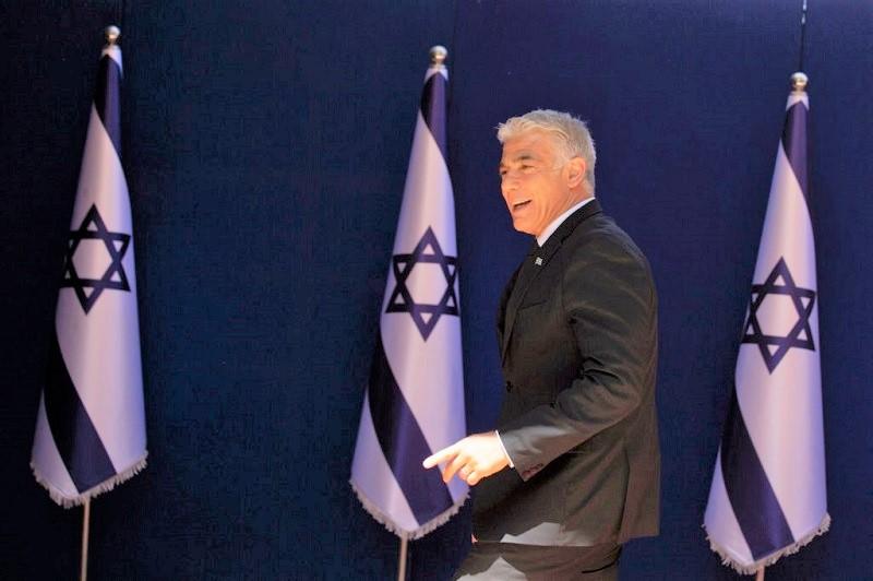 خارجية إسرائيل تحدد تاريخ زيارة 'يائير لابيد' إلى المغرب لافتتاح مكتب الإتصال
