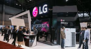 التجربة الافتراضية LG HVAC : قاعة عرض تفاعلية تطلقها إل جي