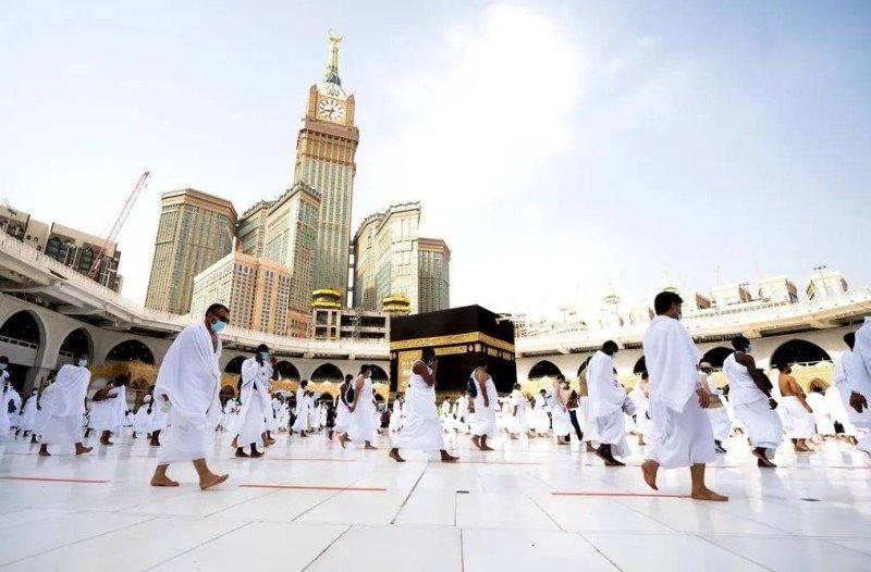 السعودية تعلن نجاح موسم الحج صحيا دون إصابات بكورونا