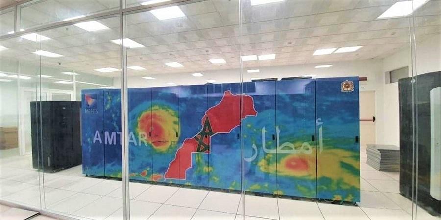 يرصد الظواهر الجوية الخطيرة.. المغرب يتوفر على أقوى حاسوب بإفريقيا