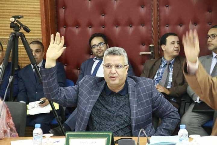 زلزال سياسي داخل 'الوردة' بكلميم.. البرلماني بلفقيه يستقيل من الاتحاد الاشتراكي (وثيقة)