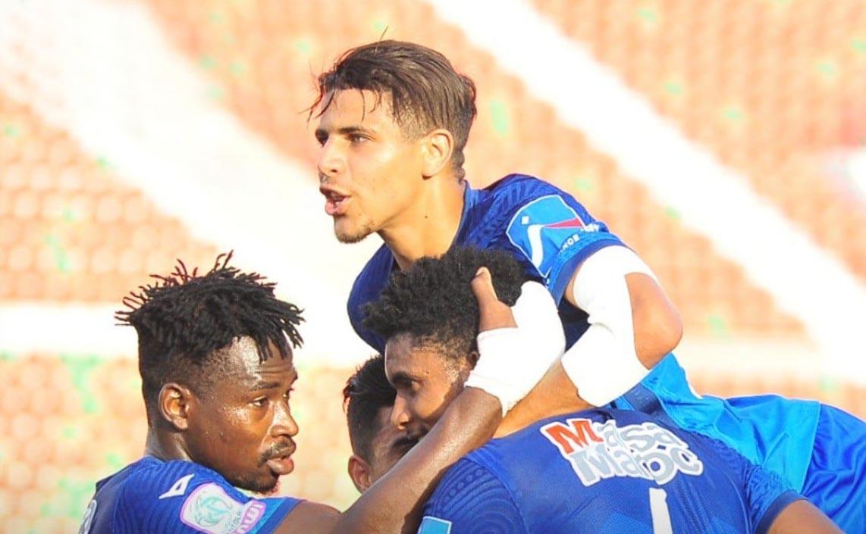 البطولة الإحترافية   الرجاء ينهي الموسم بفوز  صعب على المغرب الفاسي
