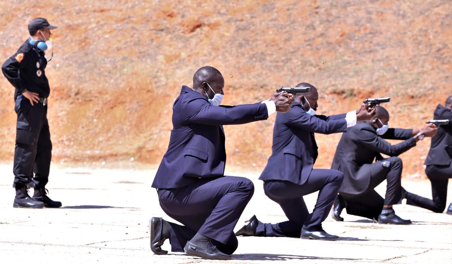 القنيطرة. اختتام دورة تكوينية نظمتها مديرية الأمن الوطني لضباط شرطة بوركينابيين