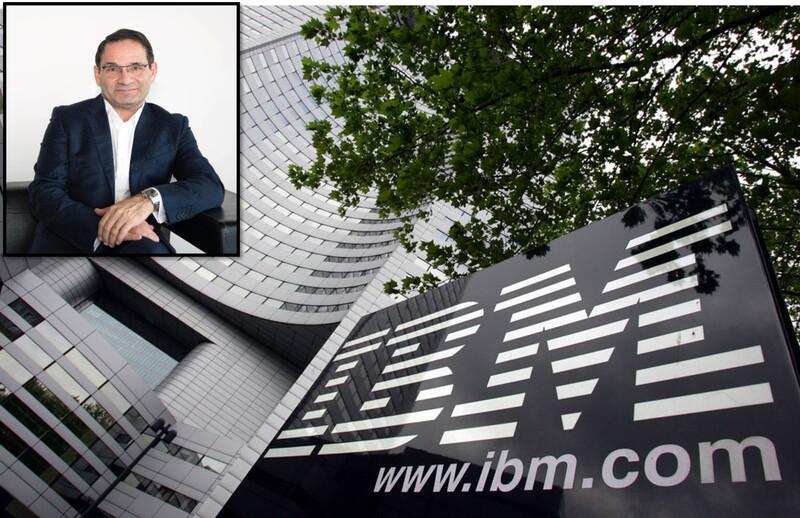 تعيين سعد توما مديراً عاماً لـ IBM في الشرق الأوسط وأفريقيا