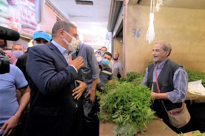 أخنوش يواصل حملة 'الأحرار' من جهة مراكش ويتعهد بخلق مليون منصب شغل