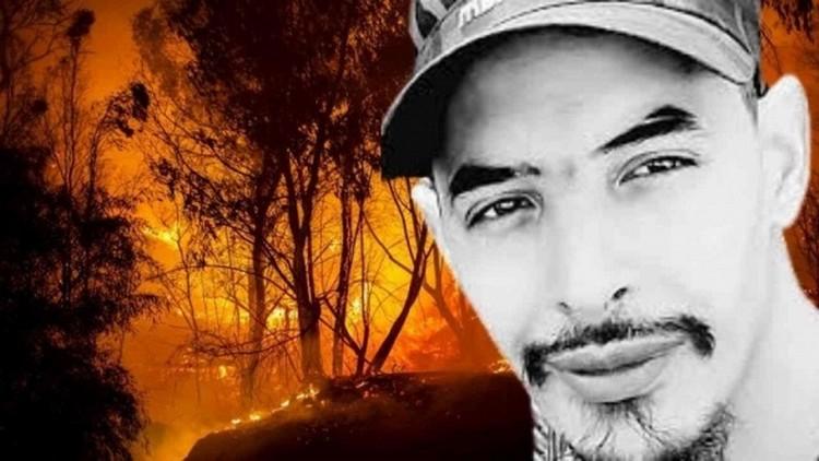 حركة 'استقلال القبايل' تطالب بتحقيق دولي في نيران الجزائر وقتل 'جمال' حرقاً