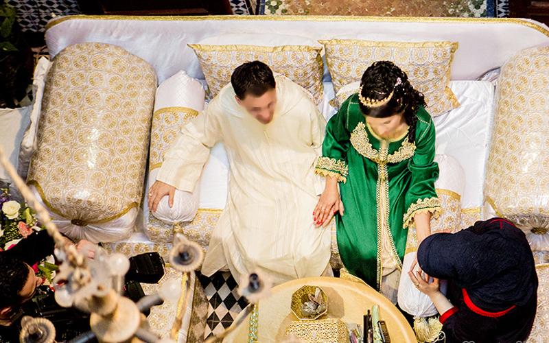 بسبب كورونا.. احتفالية زفاف بأزيلال  تنتهي باعتقال العريس وفرار المدعوين