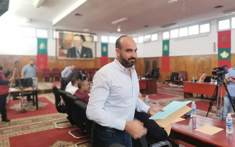 انتخاب عبد المعيد أسعد عن حزب 'الأحرار' رئيسا للمجلس الجماعي لسيدي بنور