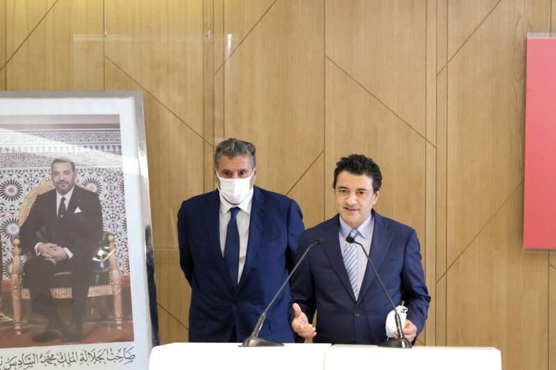 عرشان: النجاح سيكون حليف أخنوش.. وأمل مشرق يفتح أمام المغرب بتصدر 'الأحرار' للانتخابات