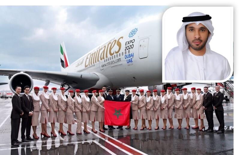 طيران الإمارات تعيّن مديراً إقليمياً جديداً في المغرب