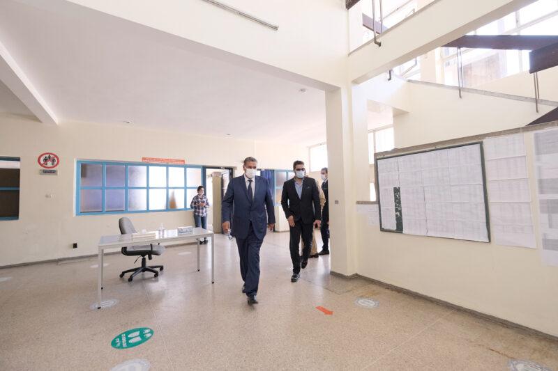 رسمياً   عزيز أخنوش يضع ملف ترشحه لرئاسة جماعة أكادير