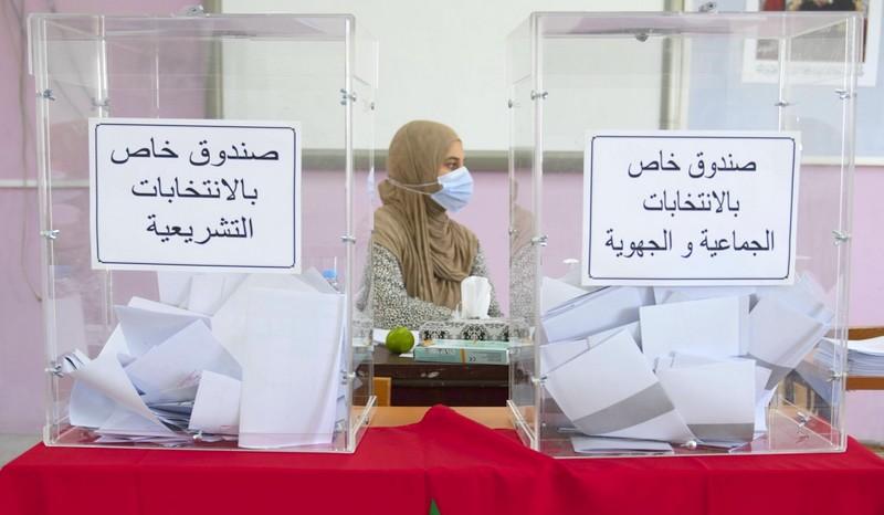 الداخلية: عملية التصويت متواصلة في ظروف عادية.. ونسبة المشاركة 36% حتى الساعة 17h