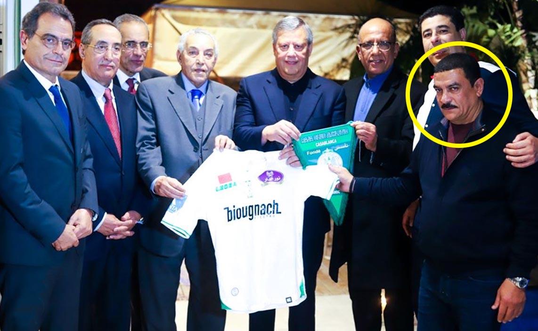 بسبب التهميش.. الإبراهيمي يقدم استقالته من مكتب الرجاء الرياضي