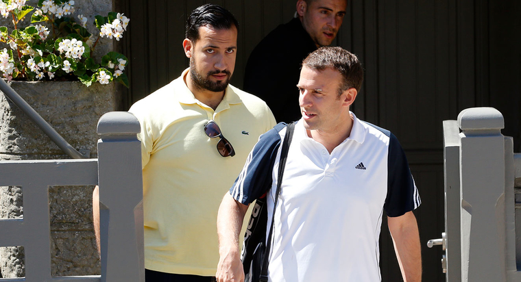 القضاء الفرنسي يبدأ في محاكمة المغربي بنعلا الحارس الشخصي السابق للرئيس ماكرون