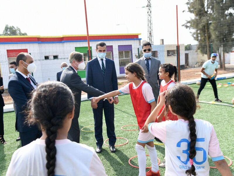 """بمناسبة اليوم العالمي للفتاة : """"تيبو المغرب"""" تطلق 3 برامج كبرى"""