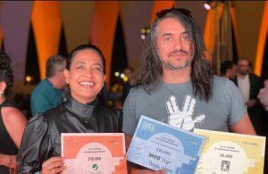 المخرج العسري يحصد 3 جوائز في مهرجان الجونة بمصر