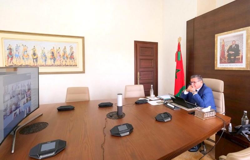 أول اجتماع لمجلس حكومة أخنوش يناقش الخطوط العريضة للبرنامج الحكومي