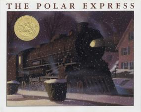 The Polar Express by Chris Van Allsburg from ALA's 1986 Caldecott Winner
