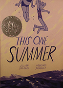 Book cover: This One Summer