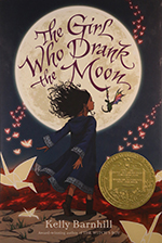 Book cover image: The Girl Who Drank the Moon