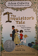 Book cover image: The Inquisitor's Tale