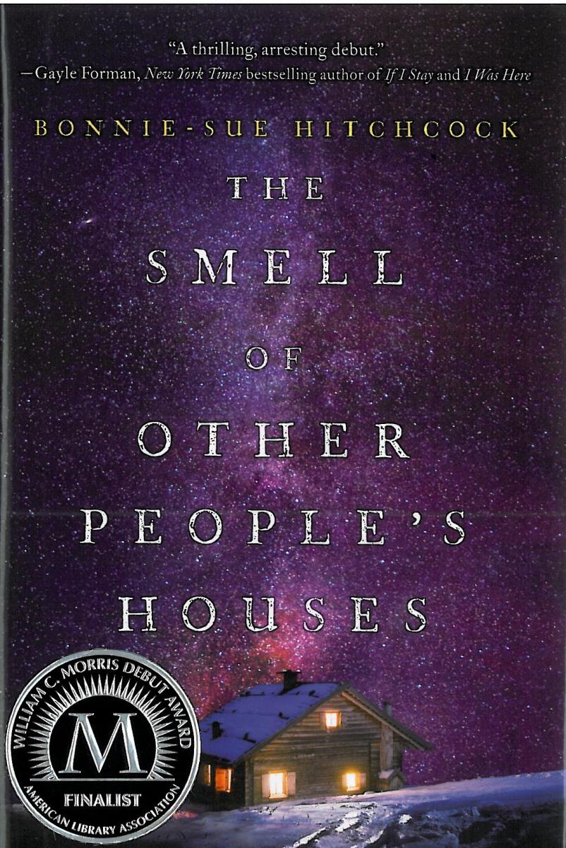 Book cover ,The Smell of Other People's Houses