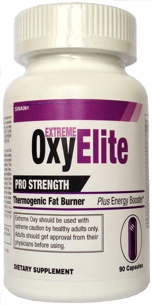 Extreme Oxy Elite Pro Strength Thermogenic Fat Burner & Energy Booster