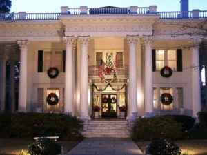 Shorter Mansion, Christmas