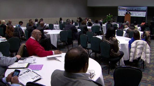 Black business history scholar issues strong words for entrepreneurs at A. G. Gaston Conference