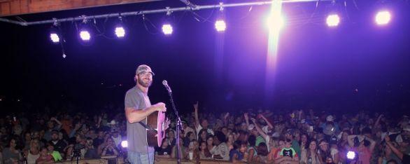 Jacksonville's Jax Fest. (Riley Green)