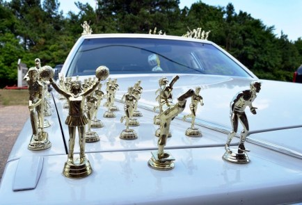 The Loser Car. (Anne Kristoff/Alabama NewsCenter)