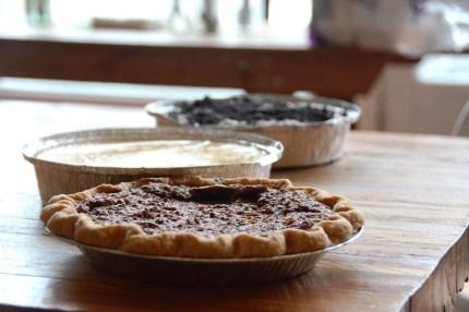 Pie Lab churns out sweet and savory pies. (Karim Shamsi-Basha / Alabama NewsCenter)