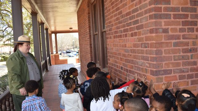 Live the legacy: Visit Booker T. Washington's mansion at Tuskegee