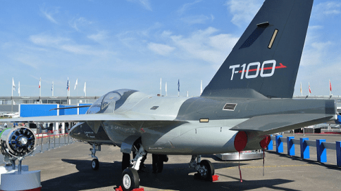 Italian company Leonardo plans to build its T-100 training jet in Tuskegee if the U.S. Air Force selects the jet as its next trainer. (contributed)