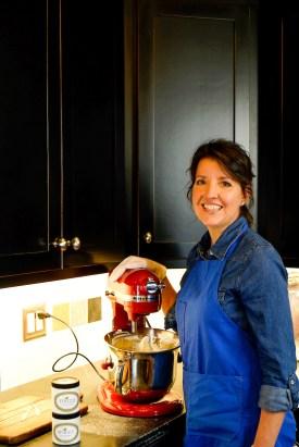 Tonya Moran traded a corporate job for something she truly enjoys. (Mark Sandlin / Alabama NewsCenter)