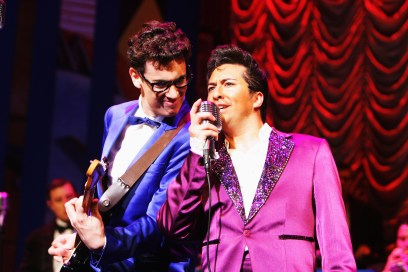 "Audiences of all ages will enjoy ""The Buddy Holly Story"" Dec. 8-10 at the Birmingham-Jefferson Convention Complex.. (Gaye Gerard/Getty Images)"