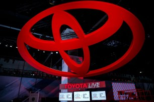 Toyota Motor Corp. will manufacture its Corolla at a new plant just 14 miles from its existing engine plant in Huntsville. (Patrick T. Fallon / Bloomberg)