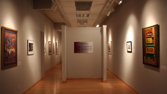 The Paul R. Jones Museum has been an important addition to the University of Alabama's arts programs. (University of Alabama Department of Art and Art History)