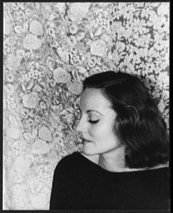 Portrait of Tallulah Bankhead, Jan. 25, 1934. (Photograph by Carl Van Vechten, Library of Congress Prints and Photographs Division)