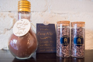 Chocolatá is a Birmingham chocolate shop with a fresh take on an age-old treat. (Phil Free / Alabama NewsCenter)
