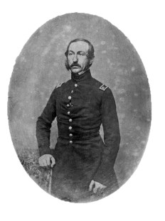 Josiah Gorgas joined the Confederate Army in 1861 as a major in an artillery unit and was quickly promoted to ordnance chief. He was responsible for creating a remarkable system of industries and factories to arm the Confederacy. (From Encyclopedia of Alabama, courtesy of University of Alabama W.S. Hoole Special Collections Library)