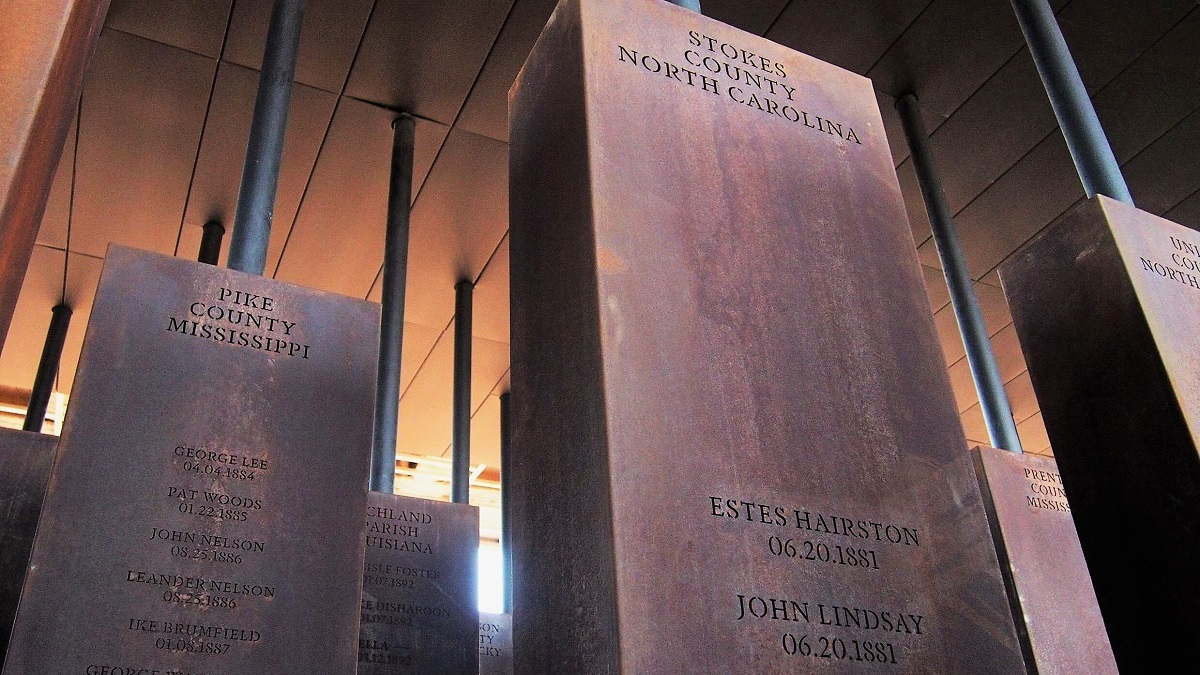 What's inside Montgomery's new national peace memorial and slavery legacy museum