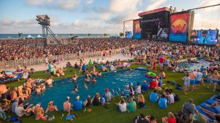 Kendrick Lamar and other musical artists to headline at the Hang Out Music Festival May 18-20. (Courtesy of Hangout Music Festival)