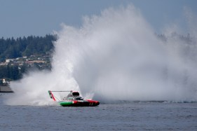 Boat racing entertainment at the Guntersville Lake HydroFest will feature the H1 Unlimiteds, the Grand Prix World, hydros, stock outboard demos, and a Wakeboard exhibition and more. (Contributed)