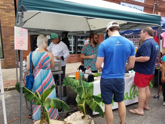 The Woodlawn Street Market is Saturday, June 9, on the block of 55thPlace South from 10 a.m. to 4 p.m. (Contributed)