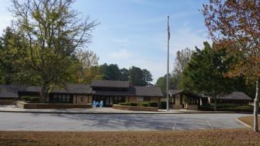 Horseshoe Bend National Military Park. (Alabama NewsCenter)