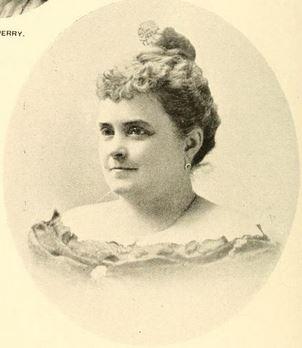 Tallulah James Brockman, wife of John Hollis Bankhead. (The Washington Sketch Book, Ida Hinman, Wikipedia)